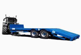 Beaver Tail Low Loader