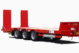 High Speed Low Loader Trailers