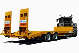 Low Loader Trailers