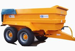 Wedge Dump Trailers